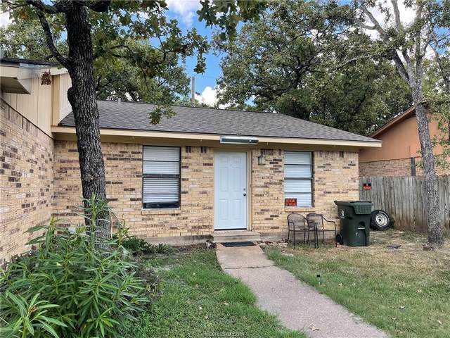 2833 & 2835 Forest Bend, Bryan, TX 77801 (MLS #21011184) :: NextHome Realty Solutions BCS