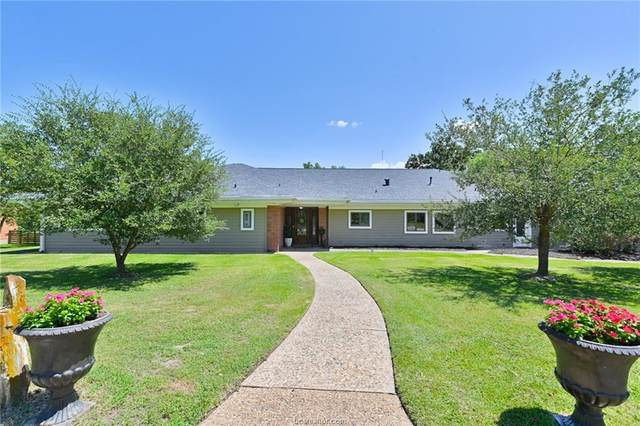 407 Crescent Drive, Bryan, TX 77801 (MLS #21011205) :: The Lester Group