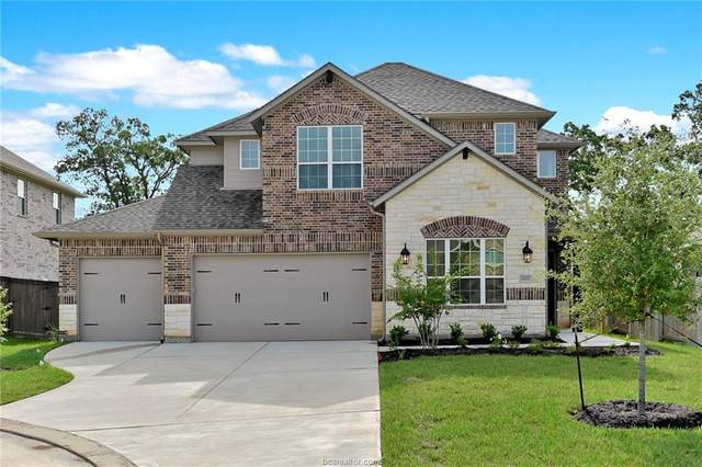 1905 Sherrill Court, College Station, TX 77845 (MLS #21011230) :: RE/MAX 20/20