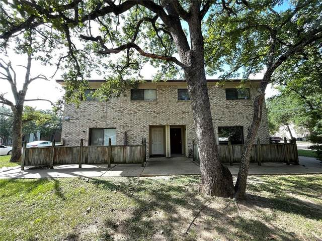 2407 Bosque Drive A-D, College Station, TX 77845 (MLS #21011256) :: Treehouse Real Estate