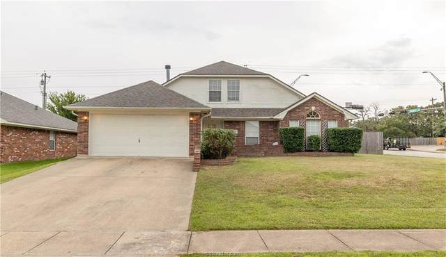 1300 Mullins Loop, College Station, TX 77845 (MLS #21011289) :: The Lester Group