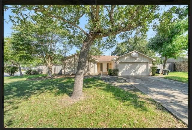 1101 Hawk Tree Drive, College Station, TX 77845 (MLS #21011307) :: BCS Dream Homes