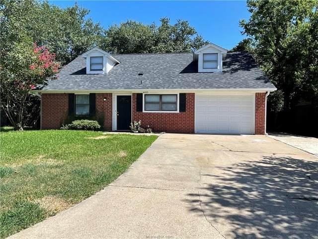 4433 Kirkwood Drive, Bryan, TX 77802 (MLS #21011315) :: Treehouse Real Estate