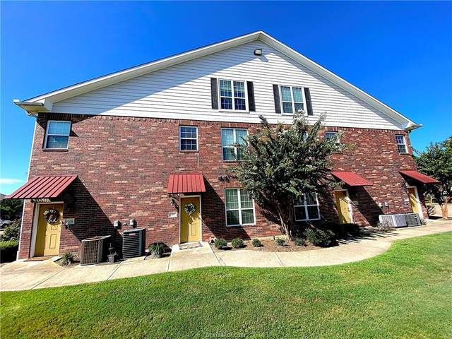 801 Luther #1306, College Station, TX 77840 (MLS #21011343) :: The Lester Group
