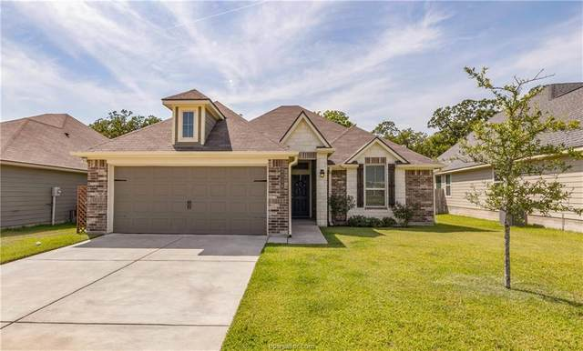 2116 Polmont Drive, Bryan, TX 77807 (MLS #21011354) :: The Lester Group
