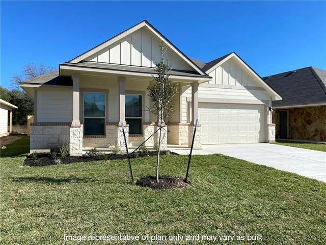 5266 Montague Loop, Bryan, TX 77807 (MLS #21012413) :: NextHome Realty Solutions BCS