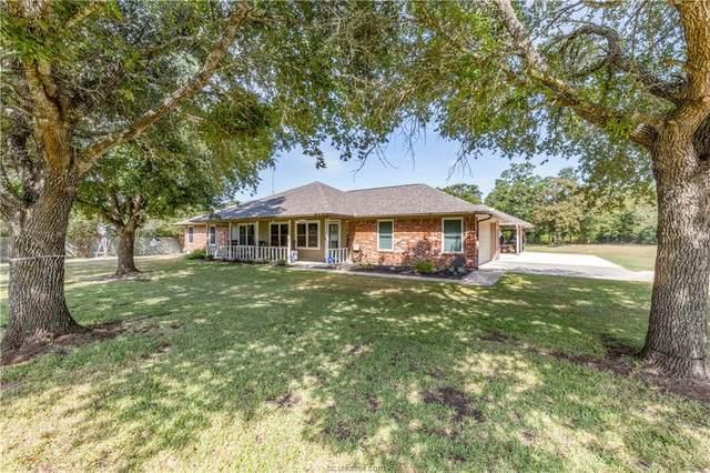 314 Greenleaf Lane, Bryan, TX 77808 (#21012422) :: First Texas Brokerage Company