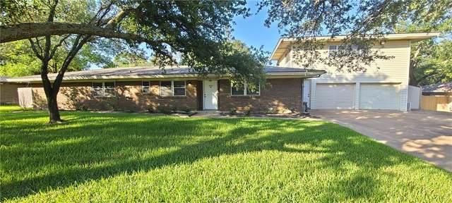 2306 Kent Street, Bryan, TX 77802 (MLS #21012463) :: Cherry Ruffino Team