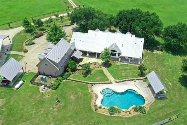 41236 Kelley Road, Hempstead, TX 77445 (MLS #21012494) :: NextHome Realty Solutions BCS