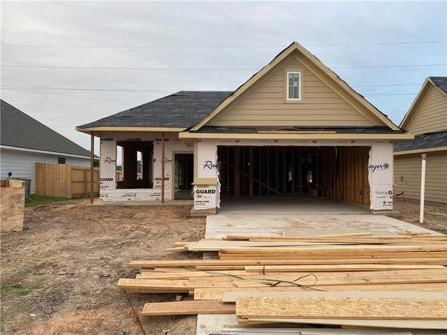 3408 Pointe Du Hoc Drive, Bryan, TX 77808 (MLS #21012500) :: NextHome Realty Solutions BCS