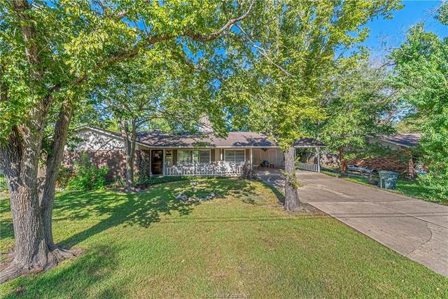 908 Stanfield, Bryan, TX 77802 (MLS #21012522) :: NextHome Realty Solutions BCS