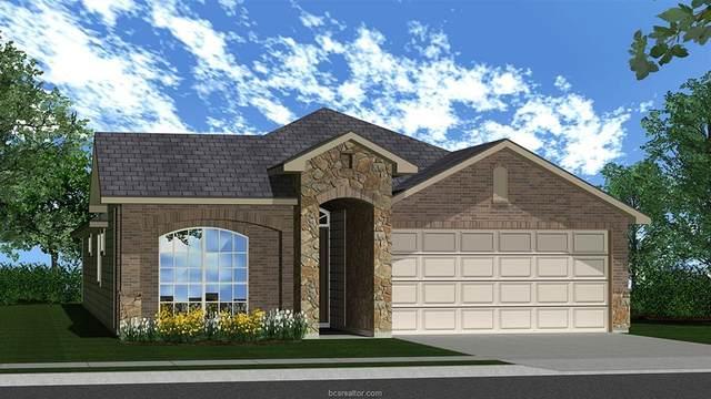 1001 Fannin Street, Brenham, TX 77833 (MLS #21012556) :: Cherry Ruffino Team