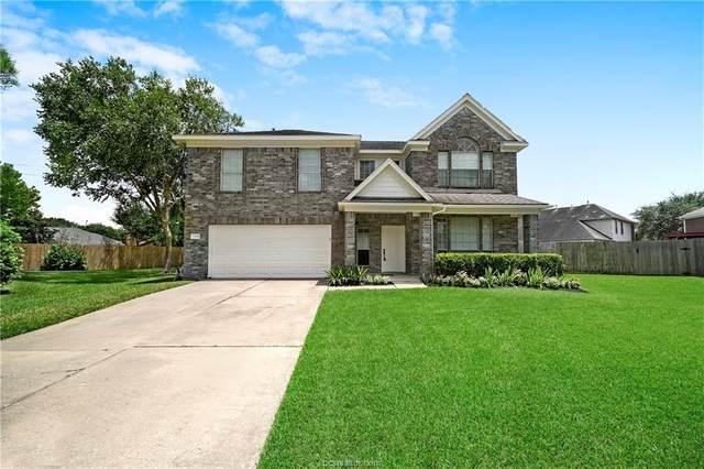 2338 Prince Jeffrey Lane, Katy, TX 77493 (MLS #21012561) :: NextHome Realty Solutions BCS