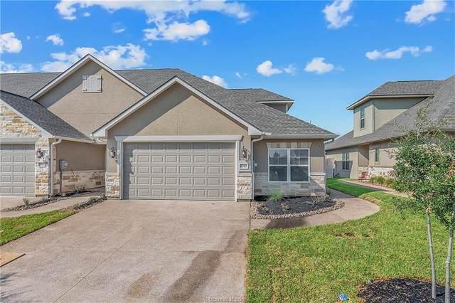 1754 Dakota Lane, College Station, TX 77845 (MLS #21012563) :: BCS Dream Homes