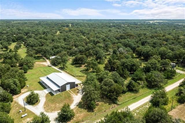 6625 Private Road 4041 Road, Caldwell, TX 77878 (MLS #21012592) :: Cherry Ruffino Team