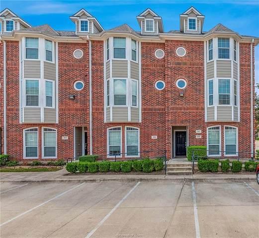 1198 Jones Butler Road #607, College Station, TX 77840 (#21012609) :: Empyral Group Realtors