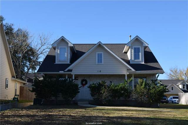 1722 Boardwalk Court, College Station, TX 77840 (MLS #21012625) :: NextHome Realty Solutions BCS