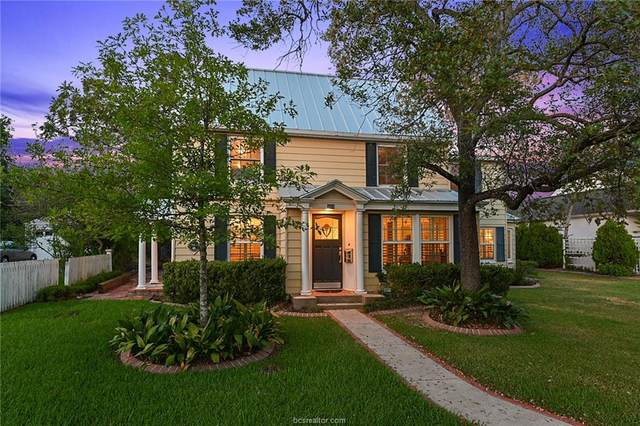 211 Suffolk, College Station, TX 77840 (MLS #21012634) :: Treehouse Real Estate