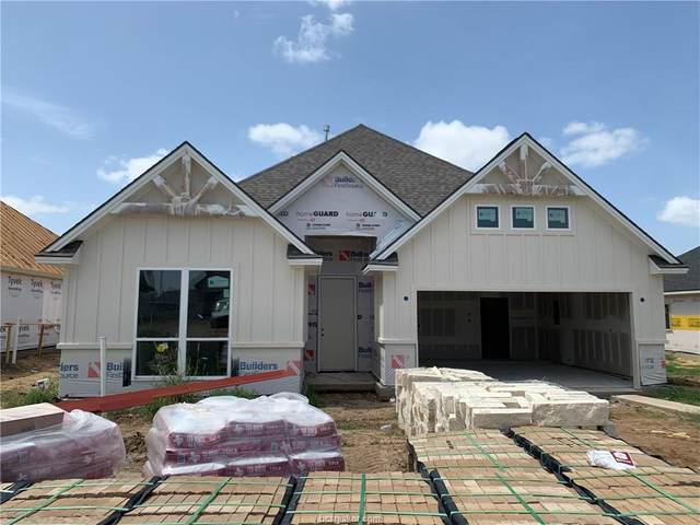 4219 Peregrine Drive, Bryan, TX 77808 (MLS #21012653) :: The Lester Group