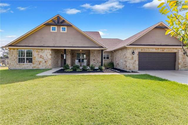 4095 Green Pastures, North Zulch, TX 77872 (MLS #21012669) :: The Lester Group