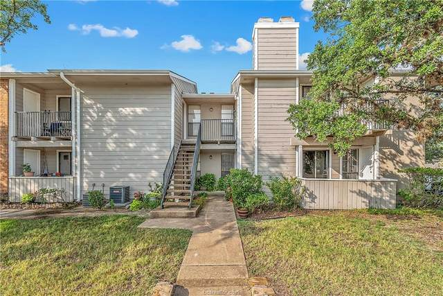 1901 W Holleman Drive #207, College Station, TX 77840 (MLS #21012697) :: BCS Dream Homes