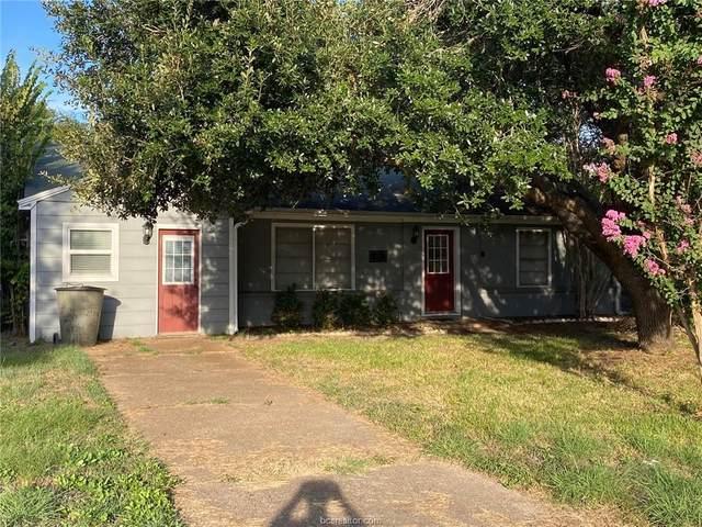 4401 Milam Street, Bryan, TX 77801 (MLS #21012706) :: Cherry Ruffino Team