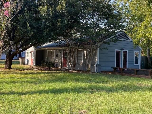 4401 Milam Street, Bryan, TX 77801 (MLS #21012711) :: RE/MAX 20/20
