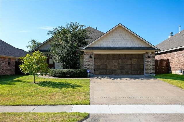 4026 Rocky Vista Drive, College Station, TX 77845 (MLS #21012730) :: The Lester Group
