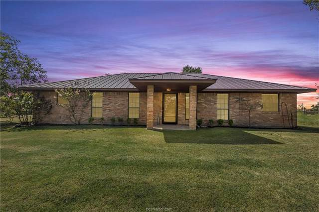 10337 County Road 174, Anderson, TX 77830 (MLS #21012732) :: Treehouse Real Estate