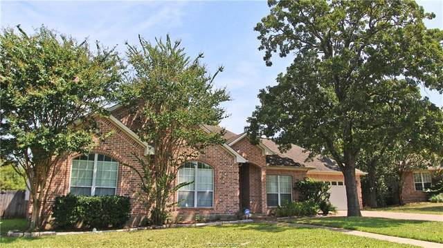 3209 Salzburg Court, College Station, TX 77845 (MLS #21012740) :: The Lester Group