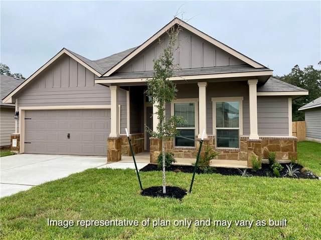 5230 Montague Loop, Bryan, TX 77807 (MLS #21012741) :: NextHome Realty Solutions BCS