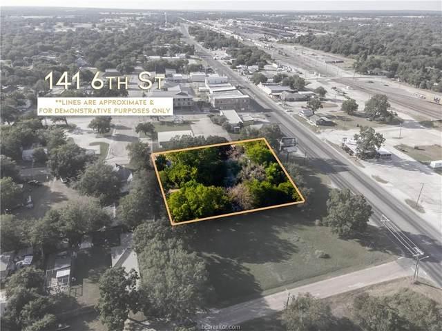 141 6th Street, Somerville, TX 77879 (MLS #21012744) :: The Lester Group