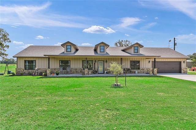 9332 Hudspeth Road, Bryan, TX 77808 (MLS #21012770) :: NextHome Realty Solutions BCS