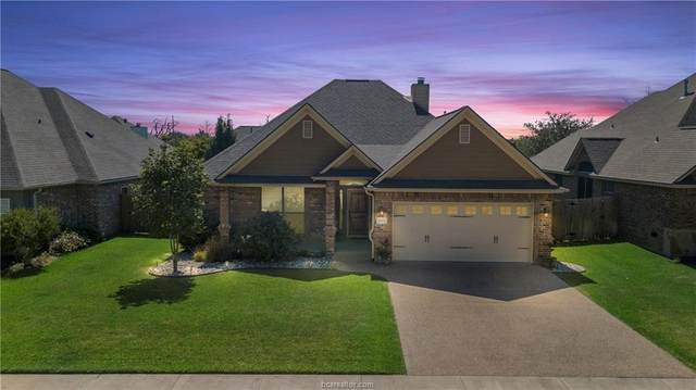 8305 Raintree Drive, College Station, TX 77845 (MLS #21012775) :: The Lester Group