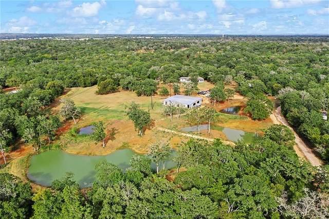 9571 Harris Road, Bryan, TX 77808 (MLS #21012790) :: Treehouse Real Estate