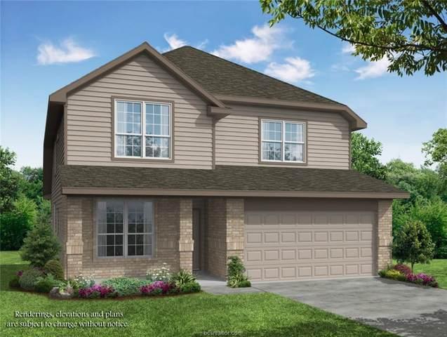 963 Harper Lane, Bryan, TX 77803 (MLS #21012806) :: Treehouse Real Estate
