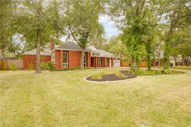 6404 Windwood Drive, College Station, TX 77845 (#21012812) :: First Texas Brokerage Company
