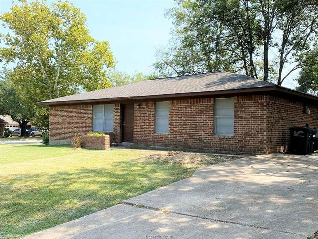 904 Trigger Street, College Station, TX 77840 (#21012816) :: First Texas Brokerage Company