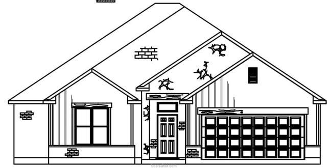 5008 Greyrock Drive, Bryan, TX 77802 (MLS #21012850) :: NextHome Realty Solutions BCS