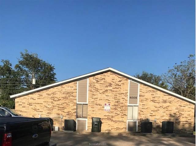 4005, 4009, 4011, 41 Milton Street, Bryan, TX 77803 (MLS #21012858) :: NextHome Realty Solutions BCS