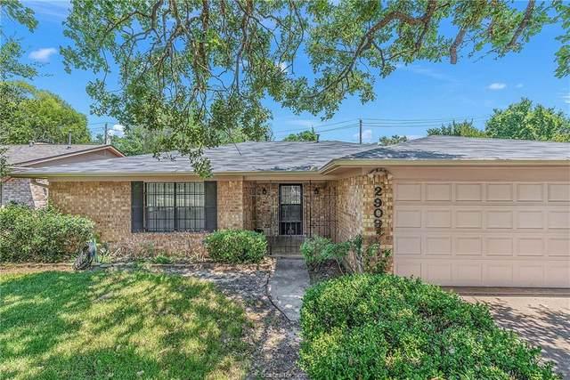 2909 Wildflower Drive, Bryan, TX 77802 (MLS #21012860) :: BCS Dream Homes