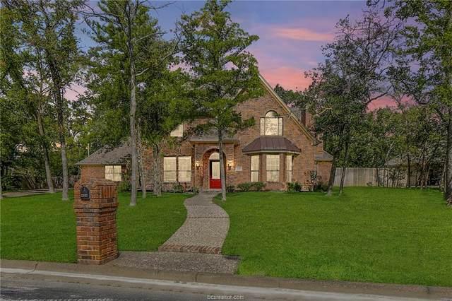 2907 Coronado Drive, College Station, TX 77845 (MLS #21012868) :: RE/MAX 20/20