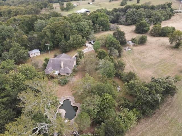 4050 Zoo Lane, Brenham, TX 77833 (MLS #21012892) :: The Lester Group
