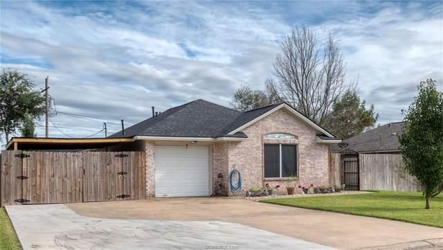 1809 Cheryl Drive, Caldwell, TX 77836 (MLS #21012893) :: NextHome Realty Solutions BCS