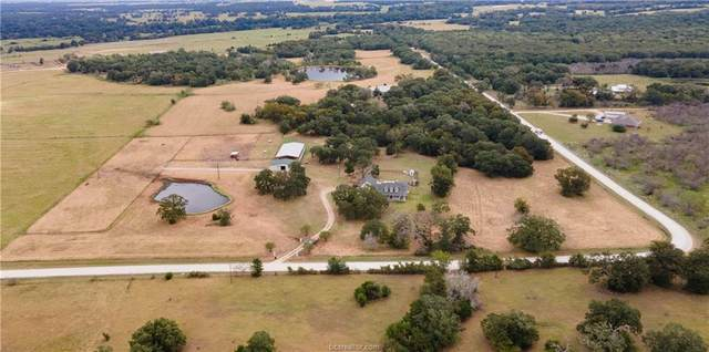 9450 Deep Well Road, Hearne, TX 77859 (MLS #21012895) :: NextHome Realty Solutions BCS