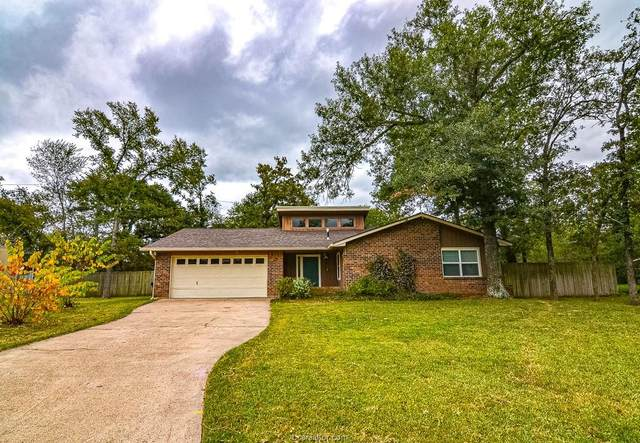 7806 Shiloh Court, College Station, TX 77845 (MLS #21012904) :: The Lester Group