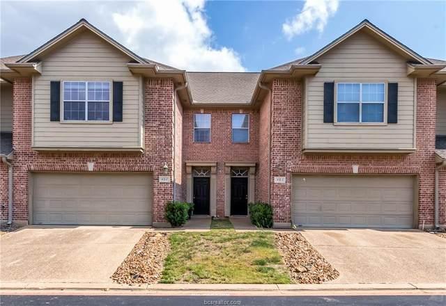 1425 W Villa Maria Road #402, Bryan, TX 77801 (MLS #21012923) :: BCS Dream Homes