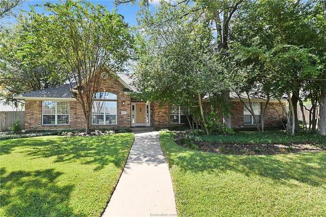 4600 Pro Court, College Station, TX 77845 (MLS #21012972) :: Treehouse Real Estate