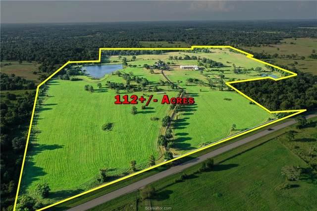 33174 Fm 1736 Road, Hempstead, TX 77445 (MLS #21013016) :: NextHome Realty Solutions BCS