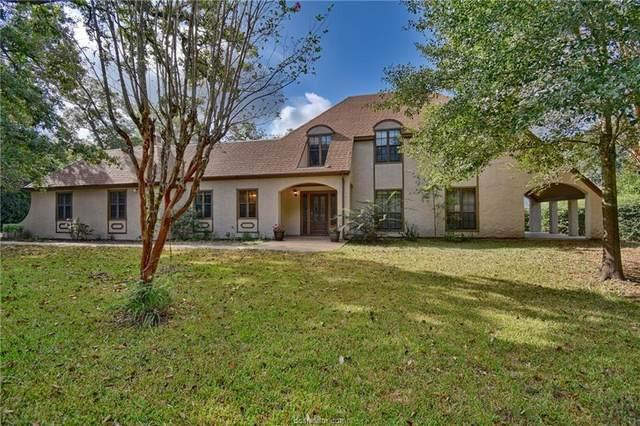 3305 Spanish Oaks Drive, Brenham, TX 77833 (#21013018) :: First Texas Brokerage Company